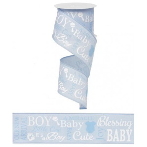Ribbons for Baby