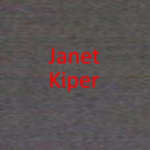 Janet Kiper