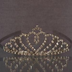 Rhinestone-Headbands & Rings